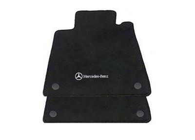 Mercedes Benz Floor Mats >> GENUINE SLK MERCEDES-BENZ CARPETED FLOOR MATS SET OF 2 PCS 98-04 R170 SLK300/SLK350/SLK55 BQ6680353